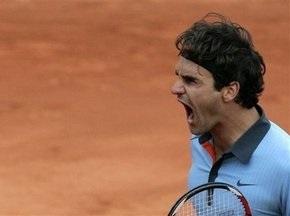 Роджер Федерер пробився у фінал Roland Garros-2009