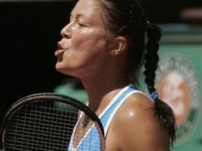 Roland Garros: Сафіна стала першою фіналісткою