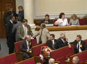 Рада внесла изменения в закон об организации Евро-2012