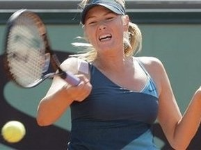 Roland Garros-2009: Шарапова покидає турнір
