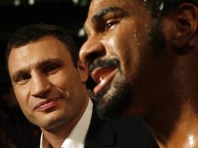 Хей: Брати Клички знищують бокс