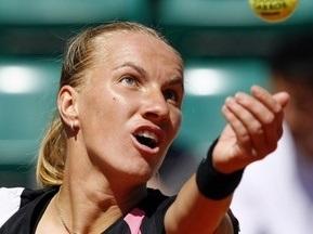 Roland Garros: Кузнецова вышла на Серену Уильямс