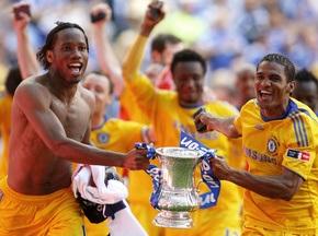 Фотогалерея: Кубок для Гуса і Челсі