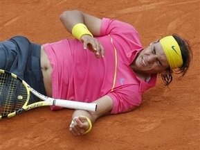 Roland Garros-2009: Надаль сложил чемпионские полномочия