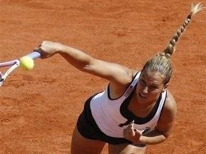 Цибулкова вийшла в наступний раунд Відкритого Чемпіонату Франції