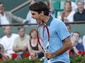 Roland Garros-2009: Федерер вышел в четвертый круг