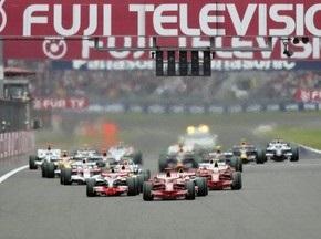 Автодром Фудзі більше не буде приймати Гран-прі Формули-1