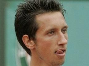 Roland Garros: Стаховский проиграл два сета Джоковичу