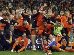 Шахтар залишився найкращим клубом Європи в сезоні 2008/2009