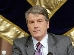 Евро-2012: Ющенко прибыл во Львов ознакомиться с ходом строительства стадиона
