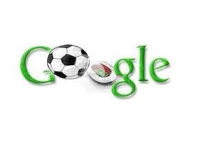 Google сменил логотип в честь финала Лиги Чемпионов