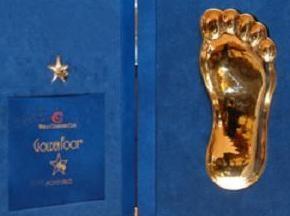 Стали відомі номінанти на Golden Foot Award
