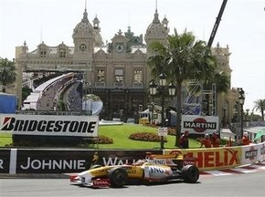 Гран-при Монако: Алонсо был лучшим в субботних свободных заездах