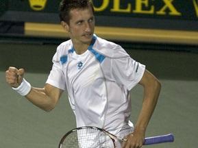 Roland Garros: Стаховский пробился в основную сетку