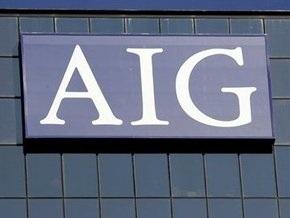 Глава AIG ушел в отставку