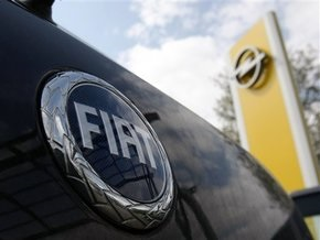 Fiat намерен выкупить Opel
