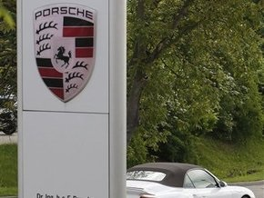 Volkswagen и Porsche объединяются