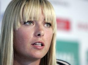 Шарапова покинула Топ-100 лучших теннисисток мира
