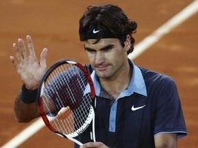 Мадрид АТР: Федерер пробивается в финал
