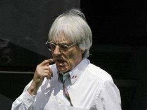 Екклстоун розповів про свою роль на переговорах FІА і команд Формули-1