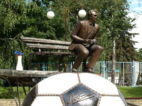 Завтра в Киеве почтут память Валерия Лобановского