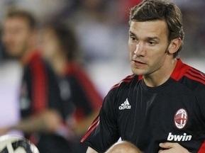 Шевченко хочет завершить карьеру в Милане