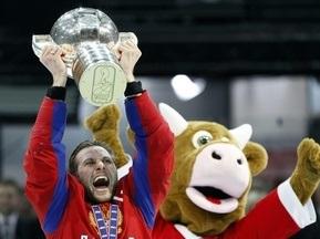 Фотогалерея: Хоккейное счастье улыбнулось России