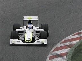 Гран-прі Іспанії: Баттон перемагає в першій практиці