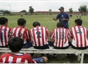 Мексиканських футболістів не пустили в Нідерланди через свинячий грип