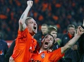 Шахтер вышел на второе место в клубном рейтинге УЕФА