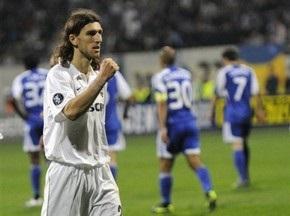 Чигринский: Динамо - самый сильный соперник, с которым играли в Кубке УЕФА