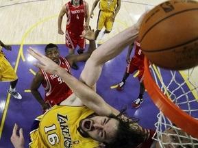 NBA: Лейкерс і Бостон беруть реванш