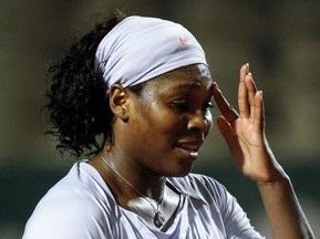 Рим WTA: Серена Вільямс залишає турнір