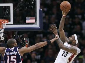 NBA: Кливленд начинает с победы