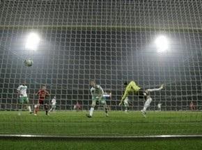 Кубок УЕФА: Вердер дома проиграл Гамбургу