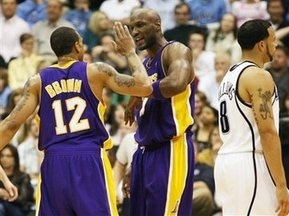 NBA: Лейкерс і Даллас наблизилися до виходу в наступний етап
