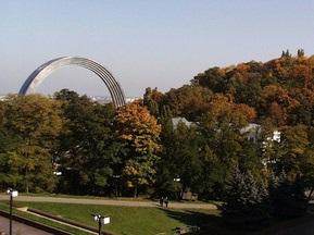 В Киеве откроют первую фан-зону Евро-2012