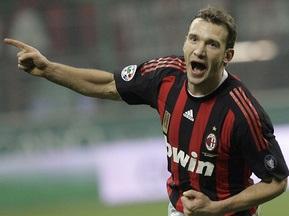 Шевченко хоче залишитися в Мілані