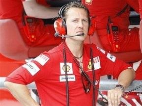 Шумахер продовжить переговори з Ferrari восени
