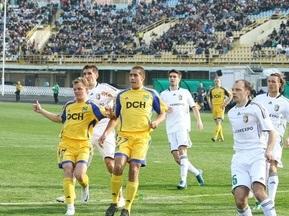 Металлист и Ворскла определят финалиста Кубка Украины в Полтаве