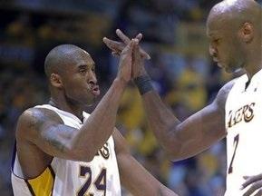 NBA: Лейкерс стартует с победы в плей-офф