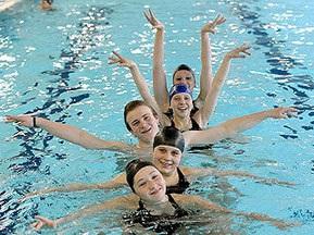 Немец добивается разрешения мужчинам выступать в синхронном плавании