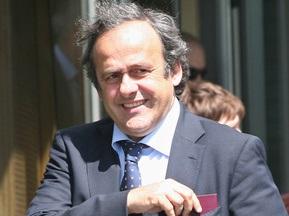 За підсумками візиту Платіні визначать міста для Євро-2012