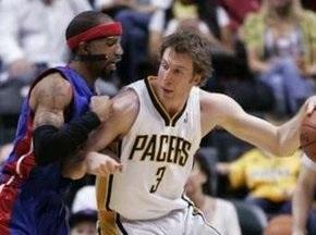 NBA: Юта й Детройт поступаються