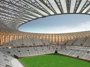 Евро-2012: Гданьск и Вроцлав определили исполнителей проектов строительства стадионов