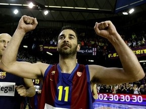 Барселона вышла в Финал Четырех