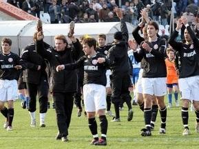 Футболисты Зари будут бойкотировать матч из-за сокращения зарплат