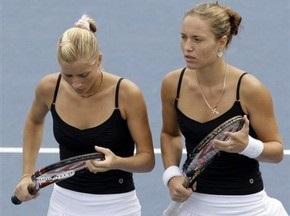 Сестры Бондаренко сыграют друг с другом