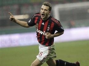 Шевченко надеется остаться в Милане