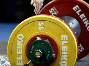 Украина начинает с серебра на Чемпионате Европы по тяжелой атлетике